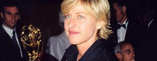 Ellen DeGeneres vegan