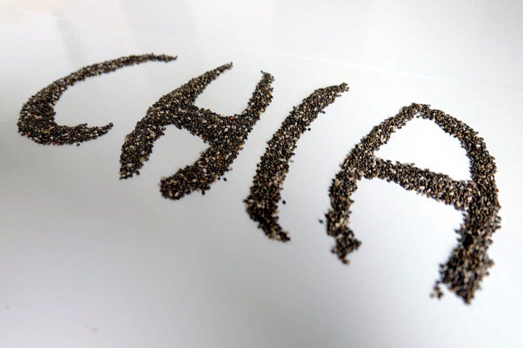 Chia Seeds ALA