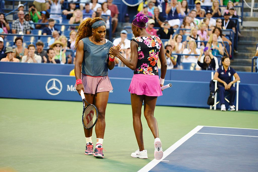 Venus and Serena Vegans