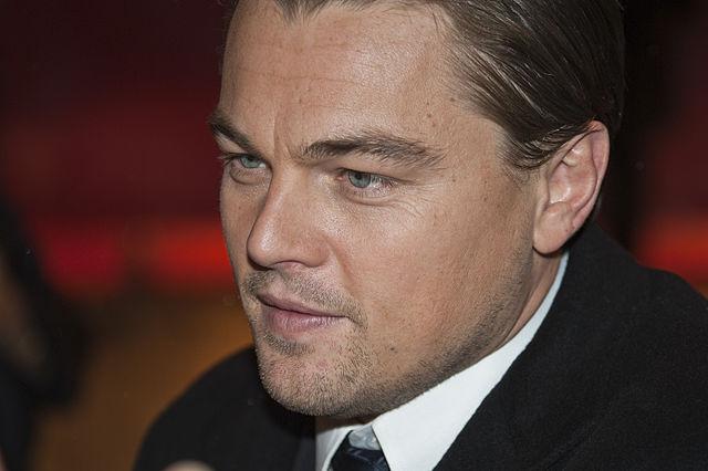 Leonardo Di Caprio Conspiracy