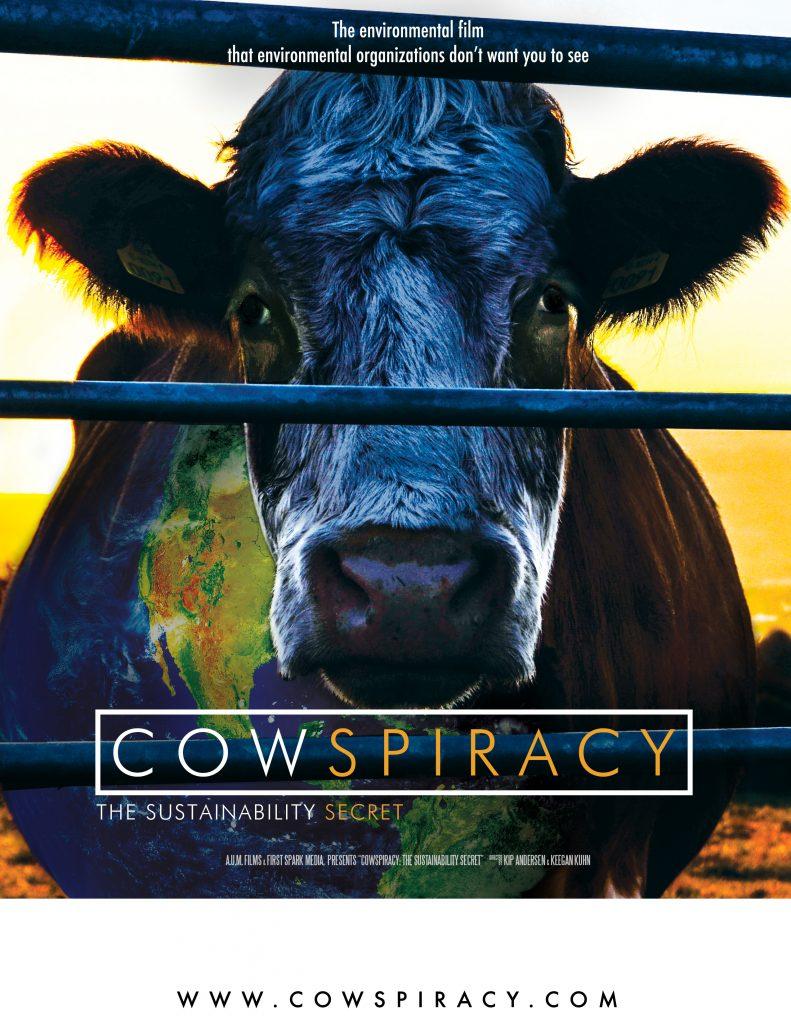 Cowspiracy Environmental Documantary